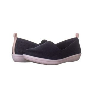 Cloudsteppers by Clarks NWOB Navy Ayla Blair Shoes